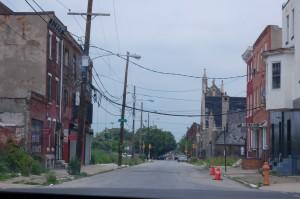 The community surrounding Ridge Avenue.