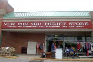 The store is both a community hangout and a job for participants in Teen Challenge Philadelphia.