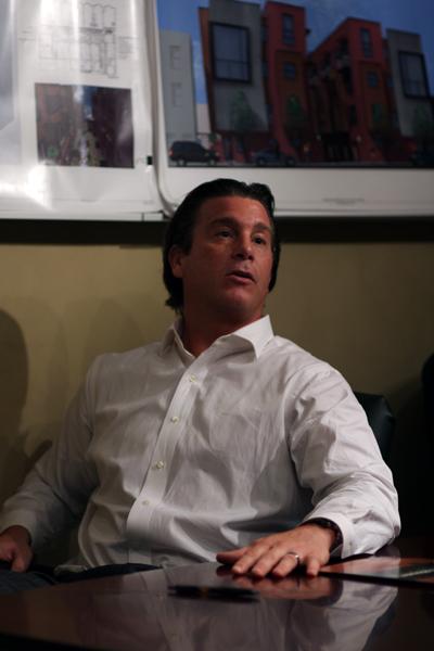 Jim Maransky, Owner and Developer of The IceHouse