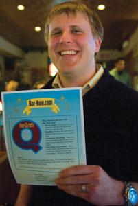 Andrew Molnar, Co-founder of Bar-Now.com