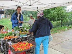 Milcreek's Produce Stand