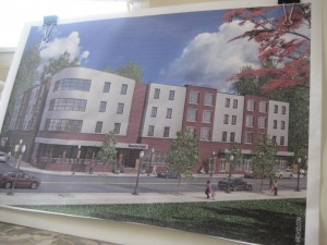 The Nicetown Court project is slated to begin in February 2010