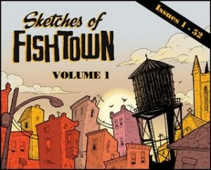 Fifty-two Issues of Jeff Kilpatrick's Sketches