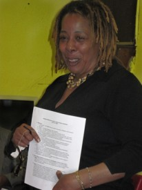 Renee McBride-Williams, WPEB's operations manager
