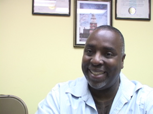 Housing counselor Al Stewart talks about helping people save their homes