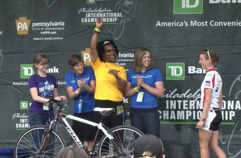 Gearing Up Bike Award
