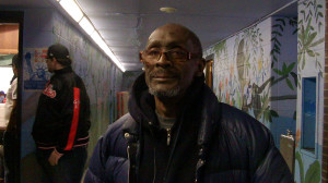 Army veteran Melvin Honesty discussed how the event helped him.