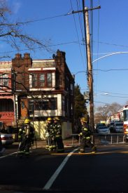 Firefighters evacuated the 4500 block of 11th Street for several hours this morning.