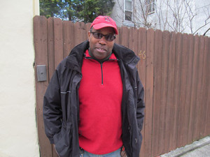 Jeff Williamson has lived on Haines Street for 14 years.