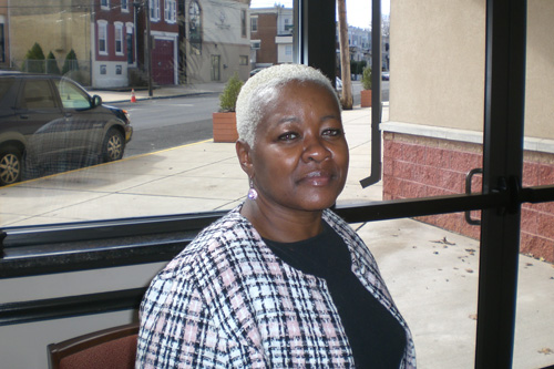 Elder Linda Brooks has held food programs at the Community of Compassion since 2009.