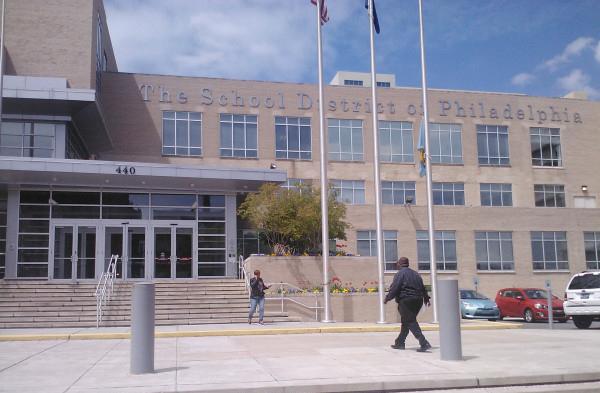 The School District of Philadelphia.