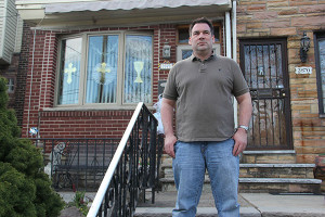 Simon Wolf, a resident of the 2800 block of Bigler street, is worried about the already problematic traffic as an impact of the casino.