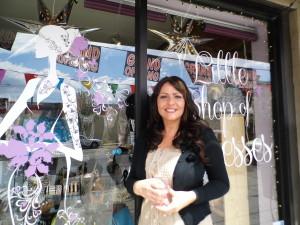 Jennifer Waszak is the owner of Little Shop of Dresses.