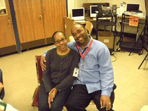 Robert H. Harris and his wife, Carla, met each other while teaching at Fairhill.