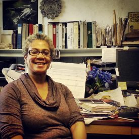 Theresa Shockley is the Executive Director of the Community Education Center in Powelton Village.