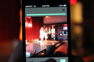 Vine was used to record local artists at World Cafe Live.
