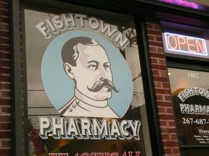 Fishtown Pharmacy offers general wellness vitamins as well as typical pharmacy services.