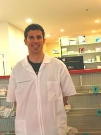 Kris Hunsicker is the owner and pharmacist of Fishtown Pharmacy.