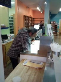 Mount Airy's Juice Room + Video Library