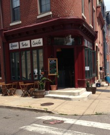 Cafe Chismosa is located on the 900-block Fourth St. in Northern Liberties.