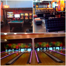 North Bowl on 2nd and Poplar has been opened since 2006.
