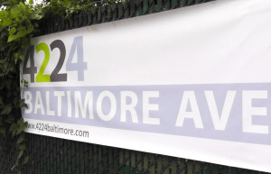 The site at the corner of 43rd Street and Baltimore Avenue is a partnership between Thylan Associates and U3 Ventures.