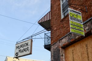 OCF Realty has begun to take over the real estate around Point Breeze, buying up properties and rebuilding them for new residents.