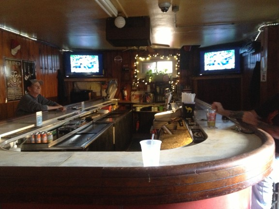 The Shore Road Tavern has been a local corner bar for over three decades.