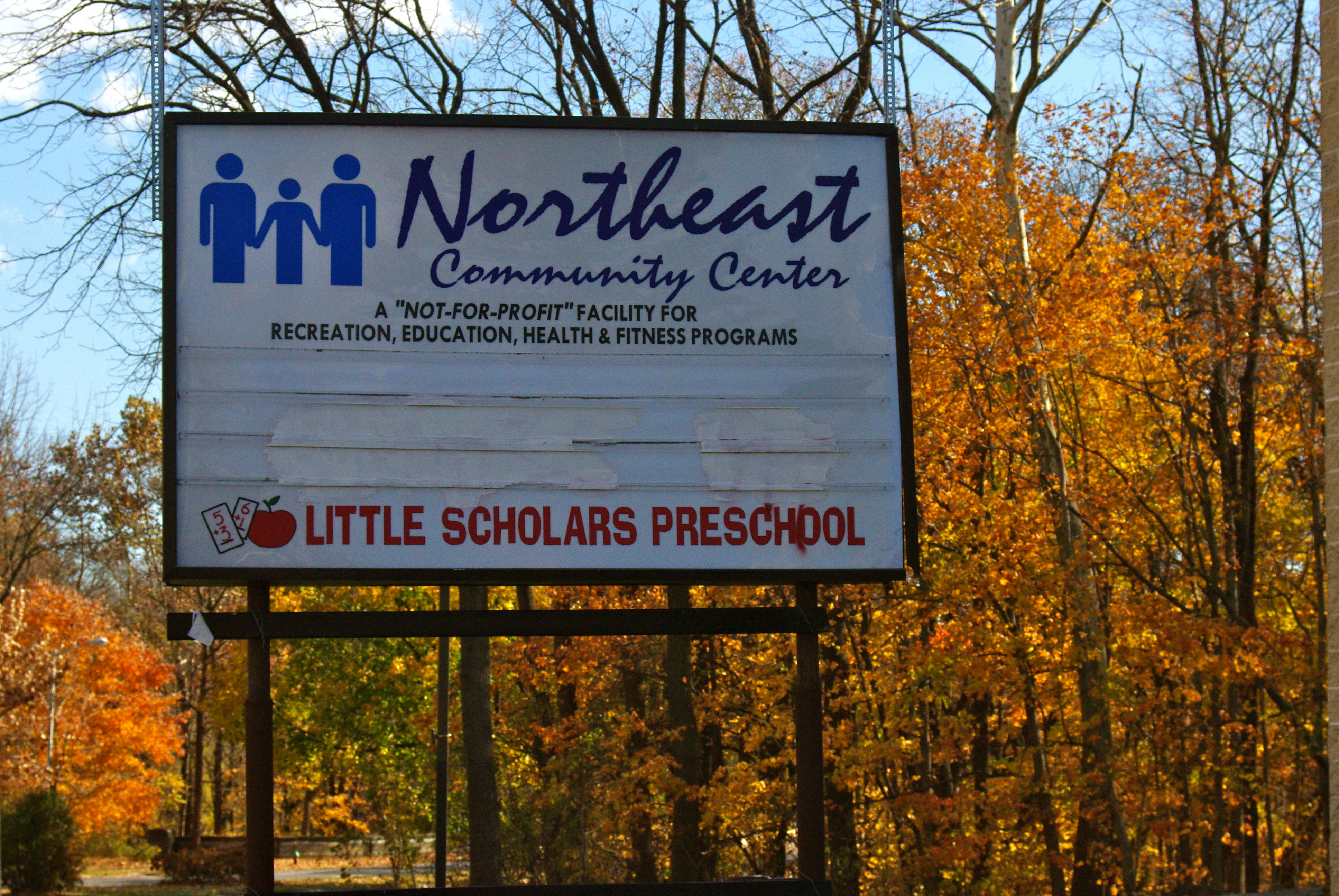 The Northeast Community Center was foreclosed in November 2012, but new tenants should begin using the space later this week.