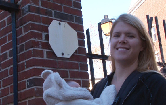 Grays Court resident Claire Guth said crime is low in Graduate Hospital, which draws in many young families.