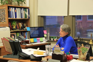 G.W. Childs Elementary principal Dr. Eileen F. Coutts  implemented several new programs this year to accomodate students.