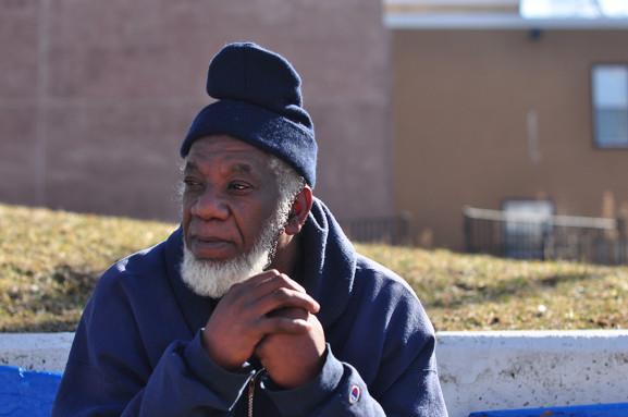 Leroy Jones has lived in Mantua for the past 35 years. |Photo: Michael Wojcik