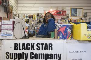 Pat Boyd of Black Star Supply Company. | Photo: Michael Wojcik
