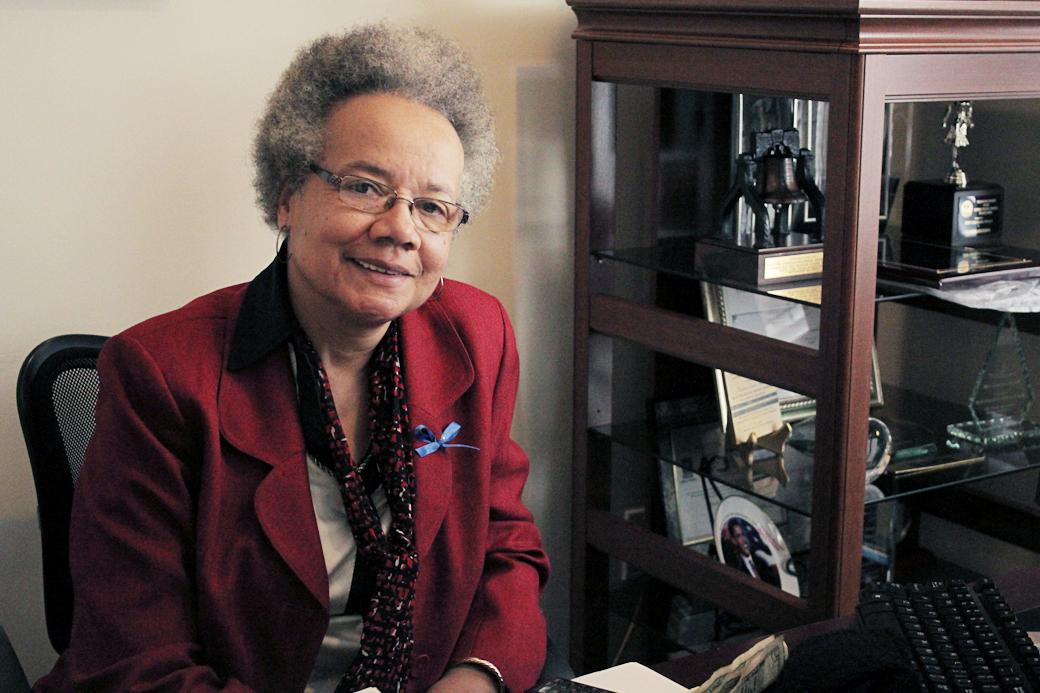 Claudia Sherrod, Executive Director, South Philadelphia H.O.M.E.S.