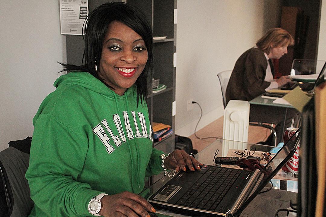 Ella Butcher,  President, Point Breeze Avenue Business Association
