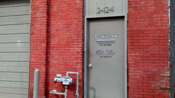 Located at 2424 Martha Street, Devilfish Ink offers a variety of printing options for businesses.