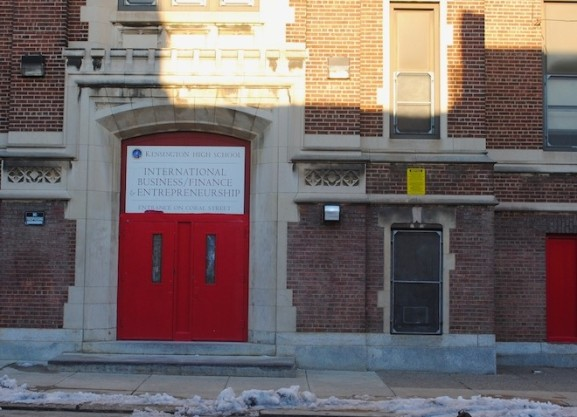 Located at 2051 East Cumberland Street, Kensington High International School of Business, Finance and Entrepreneurship allows neighborhood students an opportunity to explore interests in business and provides mentoring and internship opportunities.