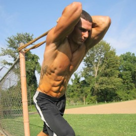Pat Bryan co-founded Warrior Training to further his personal training career.