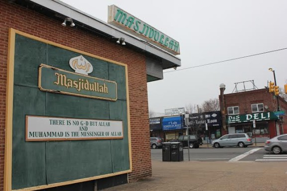 Masjidullah Inc., an Islamic non-profit on Ogontz Avenue was the second organizer for the play.
