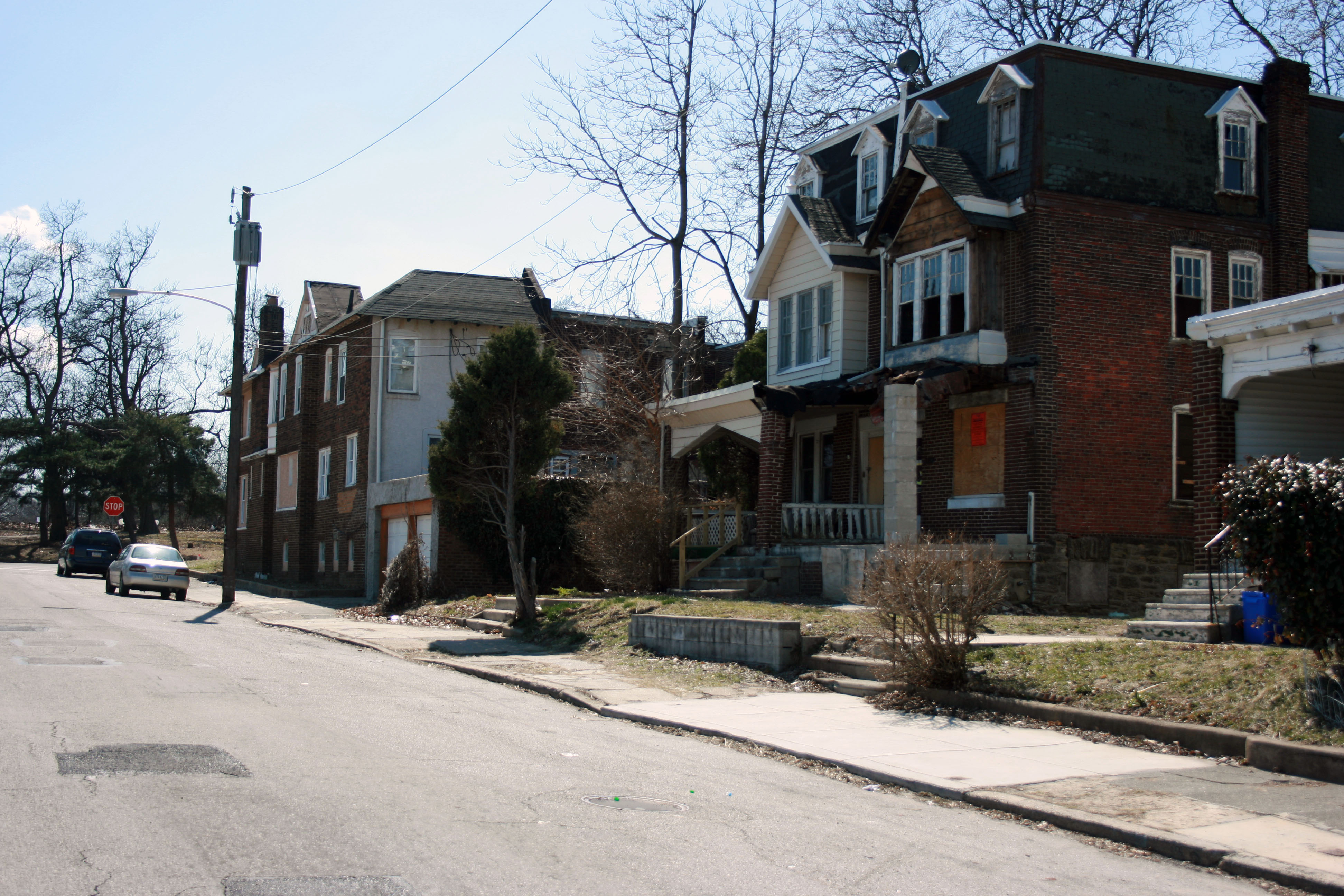 11th Street Vacant