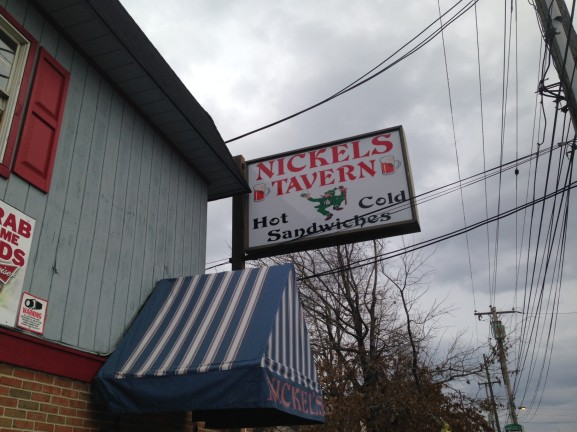 Nickels Tavern is just a short walk away from the potential Casino Revolution location