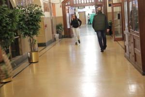 Overbrook High School Student