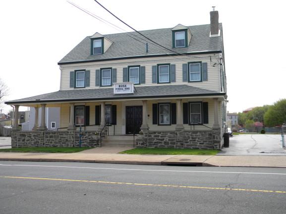 Rose Funeral Home located at 2616 Bridge Street.
