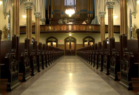churchaisle