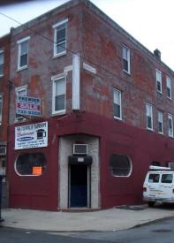 The building, pre-renovations, that now contains Longacre's South Philadelphia Tap Room. Photo courtesy: John Longacre
