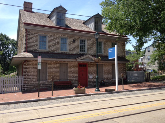 The Johnson House now serves as a museum for the anti-slavery movement.
