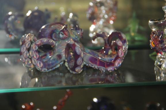octopus piece