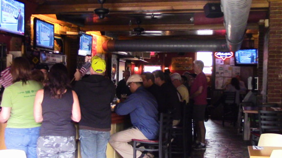 The Grey Lodge and its outstanding beer list is among America's most well-known beer bars.