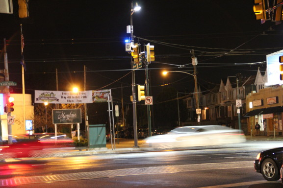 Cottman and Frankford has been were once called Township Line Road and Bristol Pike, but they've forever been Mayfair's downtown.