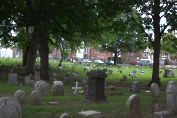 Centuries of Fishtonians at rest in Palmer Cemetery